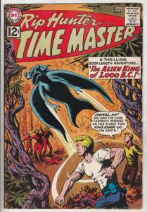 Rip Hunter Time Master #9 (Aug-62) VF+ High-Grade Rip Hunter, Jeff, Bonnie, C...