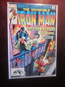 Iron Man (1968 1st Series) #172 - 7.0 - 1983 - DIR
