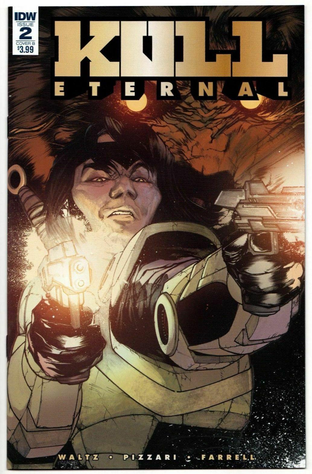 NM Kull Eternal #2 Cvr B IDW, 2017