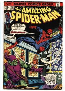 AMAZING SPIDER-MAN #137-MARVEL COMICS 2ND HARY OSBORN GREEN GOBLIN