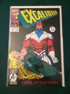 Excalibur #64 Fatal Attraction!