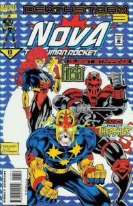 Nova (2nd Series) #13 VF/NM; Marvel | save on shipping - details inside