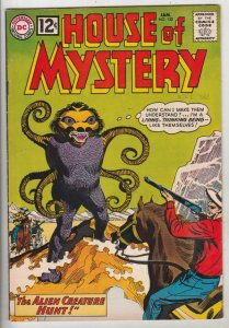 House of Mystery #130 (Jan-63) VF/NM High-Grade