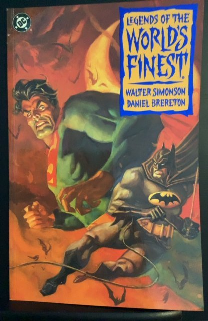 Legends of the World's Finest #2 (1994)