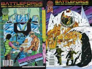 BATTLEFORCE (BLACKTHORNE) 1-2  COMPLETE!