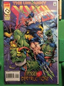 The Uncanny X-Men #324