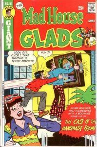 ARCHIES MADHOUSE (1959-1982)91 VF Nov. 1973 COMICS BOOK