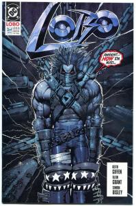 LOBO #3 x 10 iss, NM, Mini-series, Simon Bisley, Alan Grant, Frag, 1990, 10 pack