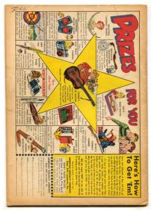 Bobby Benson's B-Bar-B Riders #12 1951- Western VG-