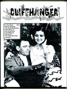 Cliffhanger #20 1994-WOY-Ace Deummond-movie serials-Marion Schilling-FN/VF