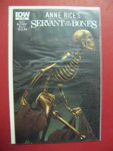 SERVANT OF THE BONES #3   (9.0 to 9.4 or better)  IMAGE
