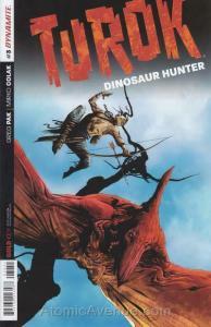 Turok: Dinosaur Hunter (Dynamite, Vol. 1) #3A FN; Dynamite | save on shipping -