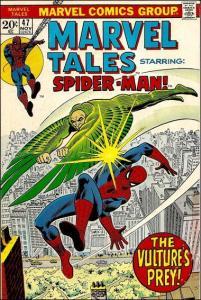 Marvel MARVEL TALES (1966 Series) #47 FN+
