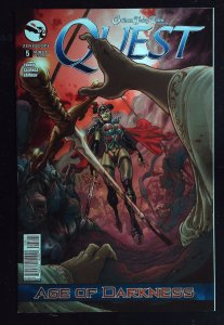 Grimm Fairy Tales presents Quest #5 Cover A (2014)