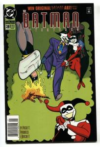 Batman Adventures #28 Harley Quinn-DC-1995 comic book