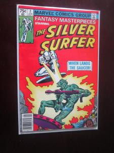 Silver Surfer #2 - 7.0 - 1980