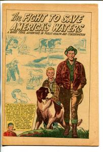 FIGHT TO SAVE AMERICA'S WATERS-1956-HALL-MARK TRAIL-PUBLIC HEALTH-vf
