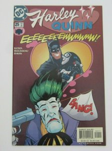 Harley Quinn #25 NM High Grade 1st Print DC Comics 2002 Batman Joker Cover