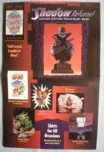 GRAPHITTI DESIGNS Promo Poster, 11x17, 1994, Unused, more Promos in store