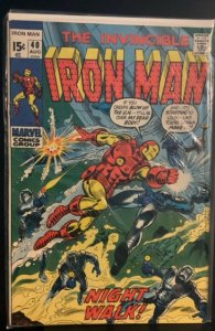 Iron Man #40 (1971)