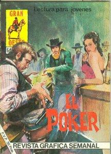 Gran Oeste numero 463: El poker