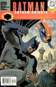Batman: Gotham Knights #27, NM + (Stock photo)