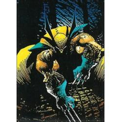 1992 Wolverine: From Then 'Til Now: Series 2 HUNTING #20