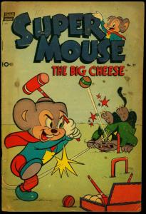 Supermouse #27 1953- Golden Age Funny Animals   G/VG