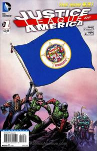 Justice League of America (3rd Series) #1B (24th) VF/NM; DC | save on shipping -
