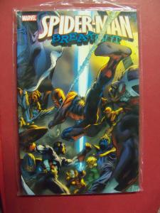 SPIDER-MAN: BREAKOUT UNREAD SOFT COVER (9.4 NM)  MARVEL