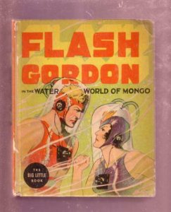 FLASH GORDON--WATER WORLD OF MONGO 1937 #1407-BLB FN-