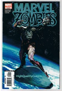 MARVEL ZOMBIES #5, NM, Silver Surfer, Galactus, 2nd  2006, more MZ in store