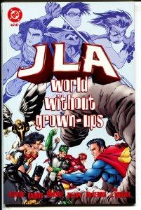 JLA: World Without Grownups-#2-Todd DeZago