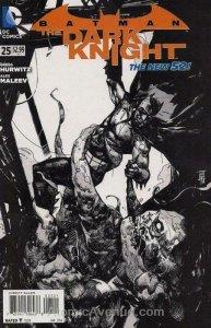 Batman: The Dark Knight (3rd Series) #25A VF/NM; DC | save on shipping - details