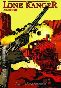 Lone Ranger, The (Dynamite, 2nd Series) #24 VF/NM; Dynamite   save on shipping -