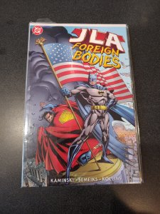 JLA: Foreign Bodies #1 (1999)