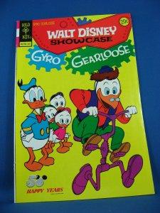WALT DISNEY SHOWCASE GYRO GEARLOOSE 18 Carl Barks 1973
