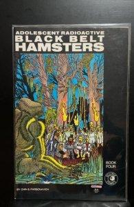 Adolescent Radioactive Black Belt Hamsters #4 (1986)