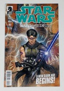 STAR WARS DAWN OF THE JEDI: FORCE STORM #5 (VF/NM) (DARK HORSE)