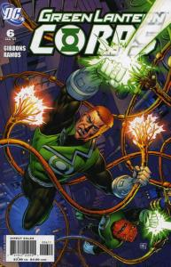 Green Lantern Corps (2nd Series) #6 VF/NM; DC | save on shipping - details insid