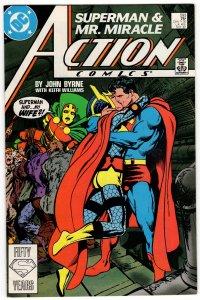 Action Comics #593 John Byrne High Grade DC