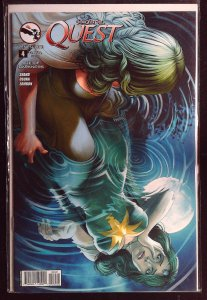 Grimm Fairy Tales presents Quest #4 Cover B (2014)