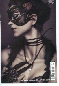 Catwoman 4  Artgerm Variant  9.0 (our highest grade)