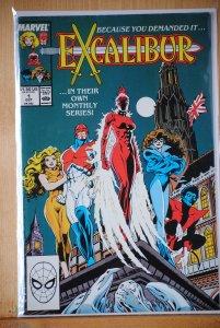 Excalibur #1 (1988)
