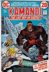 Kamandi the Last Boy on Earth #3 (Feb-73) NM- High-Grade Kamandi