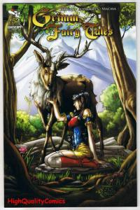 GRIMM FAIRY TALES 52, VF+, Golden Stag, Zenescope,2005, more GFT in store