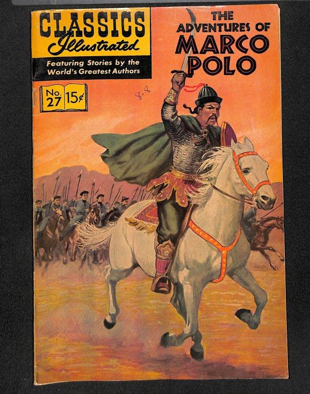 Classics Illustrated #27