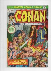 CONAN the BARBARIAN #29 VF/NM, Buscema, Ernie Chan, Howard, 1970 1973