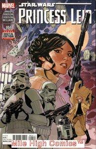 PRINCESS LEIA (STAR WARS) (2015 Series) #4 Near Mint Comics Book
