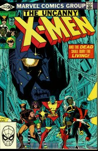 X-Men #149 - 9.2 or Better - Claremont, Cockrum and Rubenstein